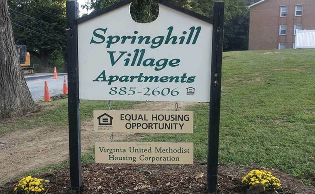 Springhill Village Apartments Staunton Va